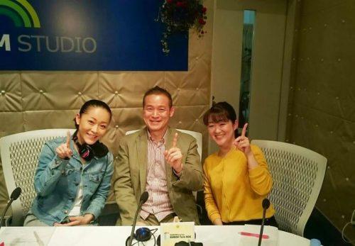 セルライトエクササイズ Sayu先生、ラジオ出演!